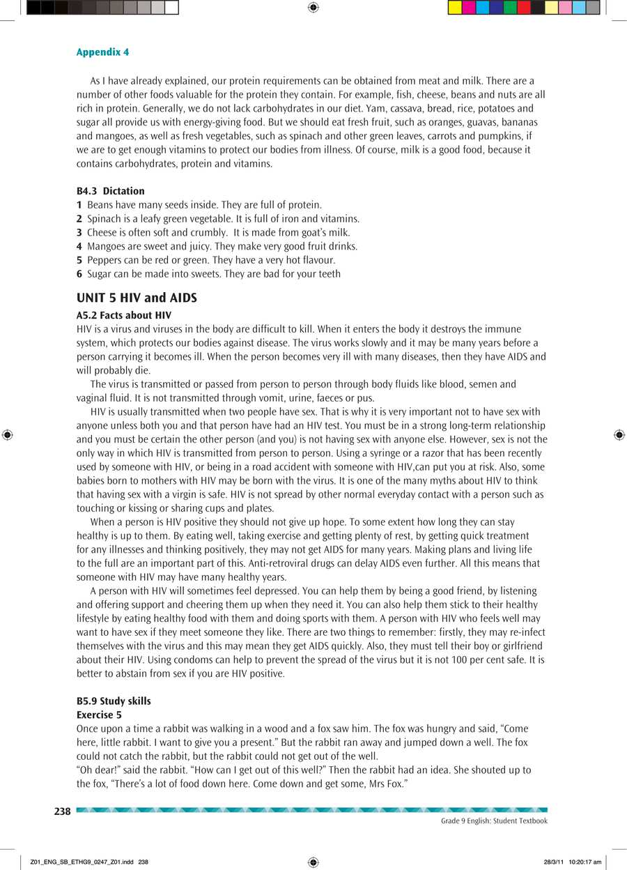 English grade 9                                      part 4                                  page 52