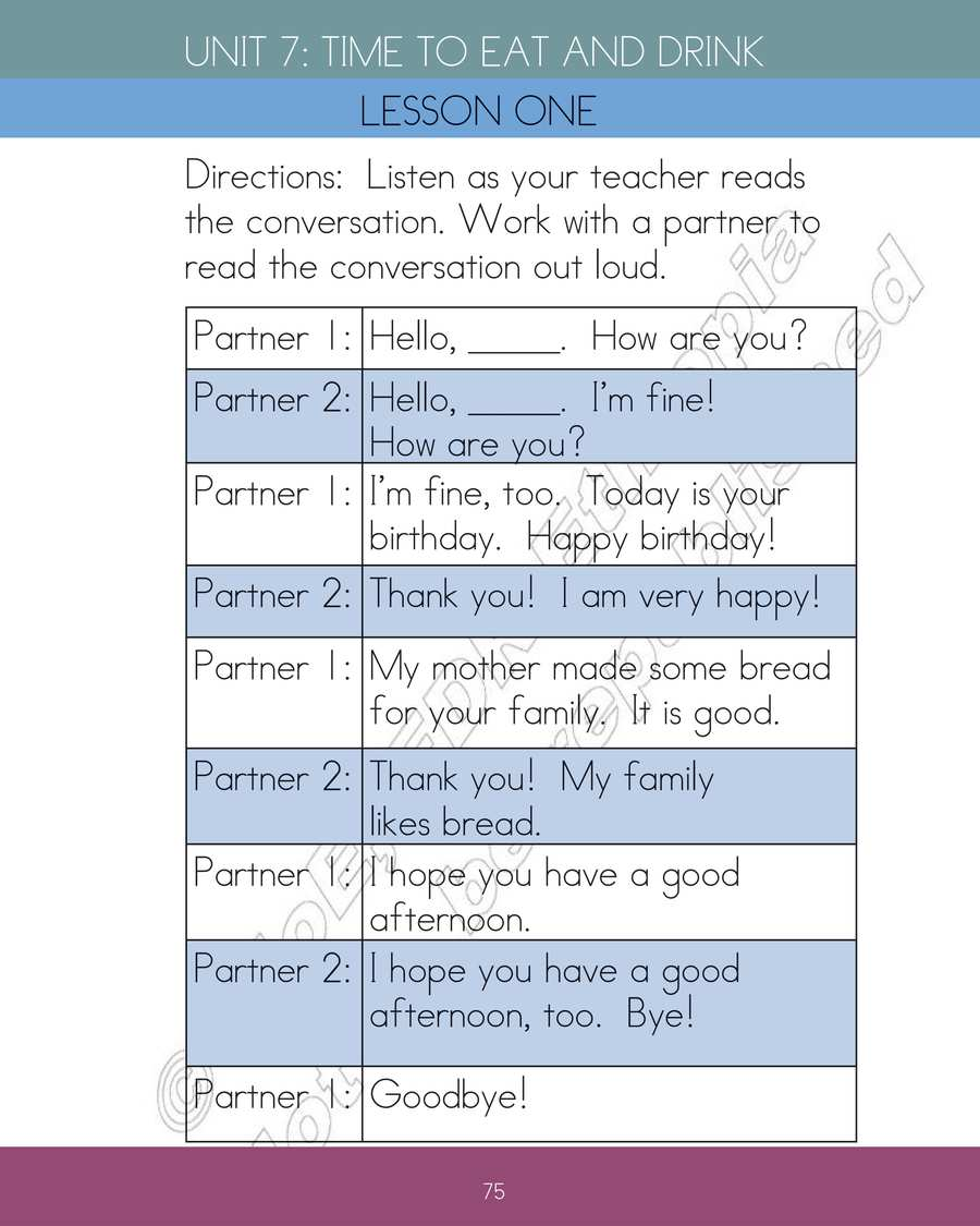 English grade 2                                  page 81