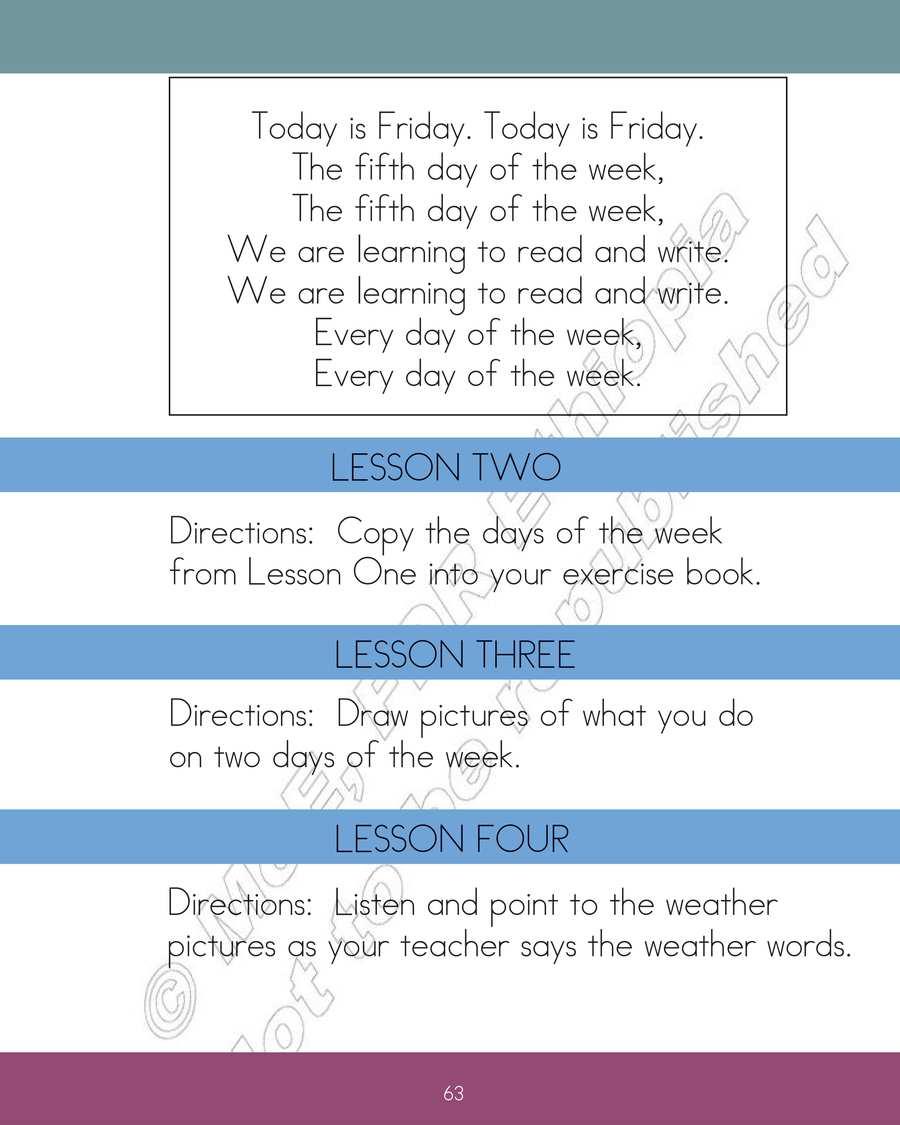 English grade 2                                  page 69