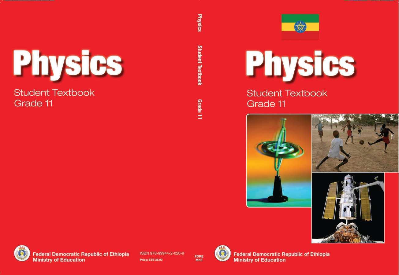 Physics grade 11                                  page 1