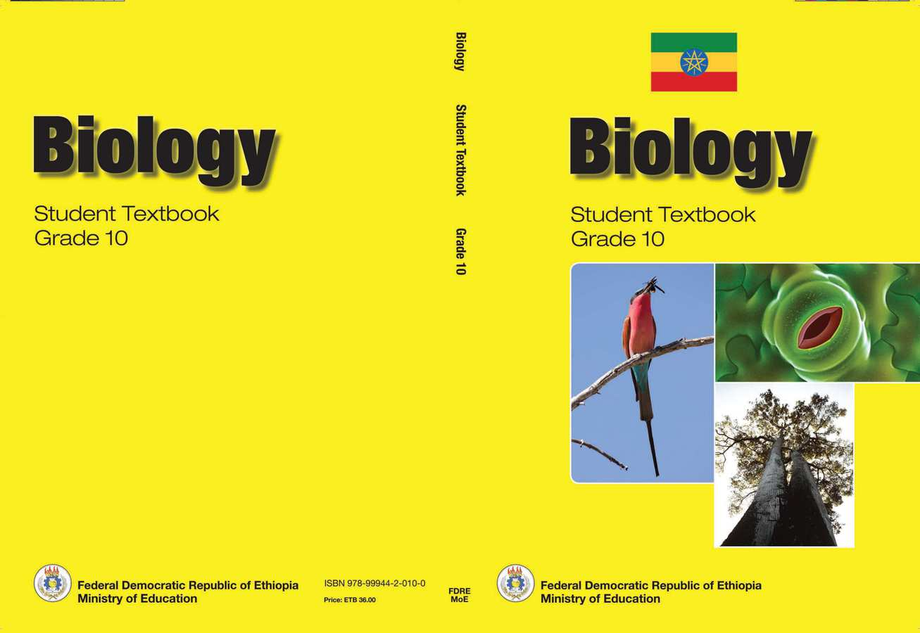 Biology grade 10                                  page 1
