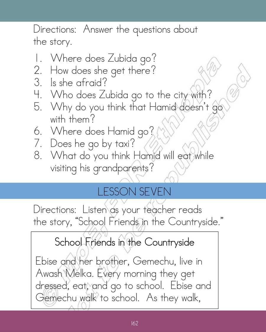 English grade 2                                  page 168