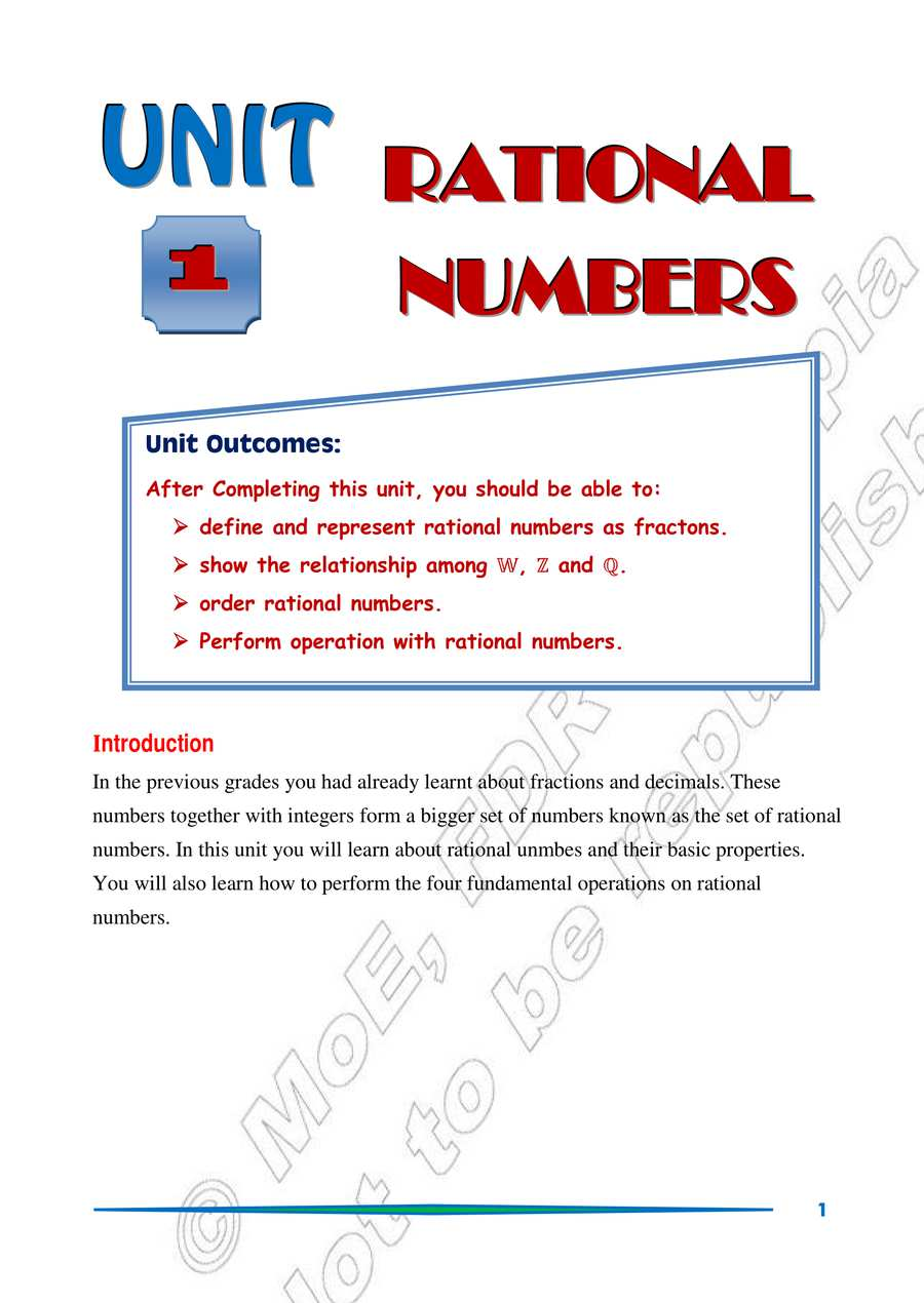 Math grade 7                                  page 1