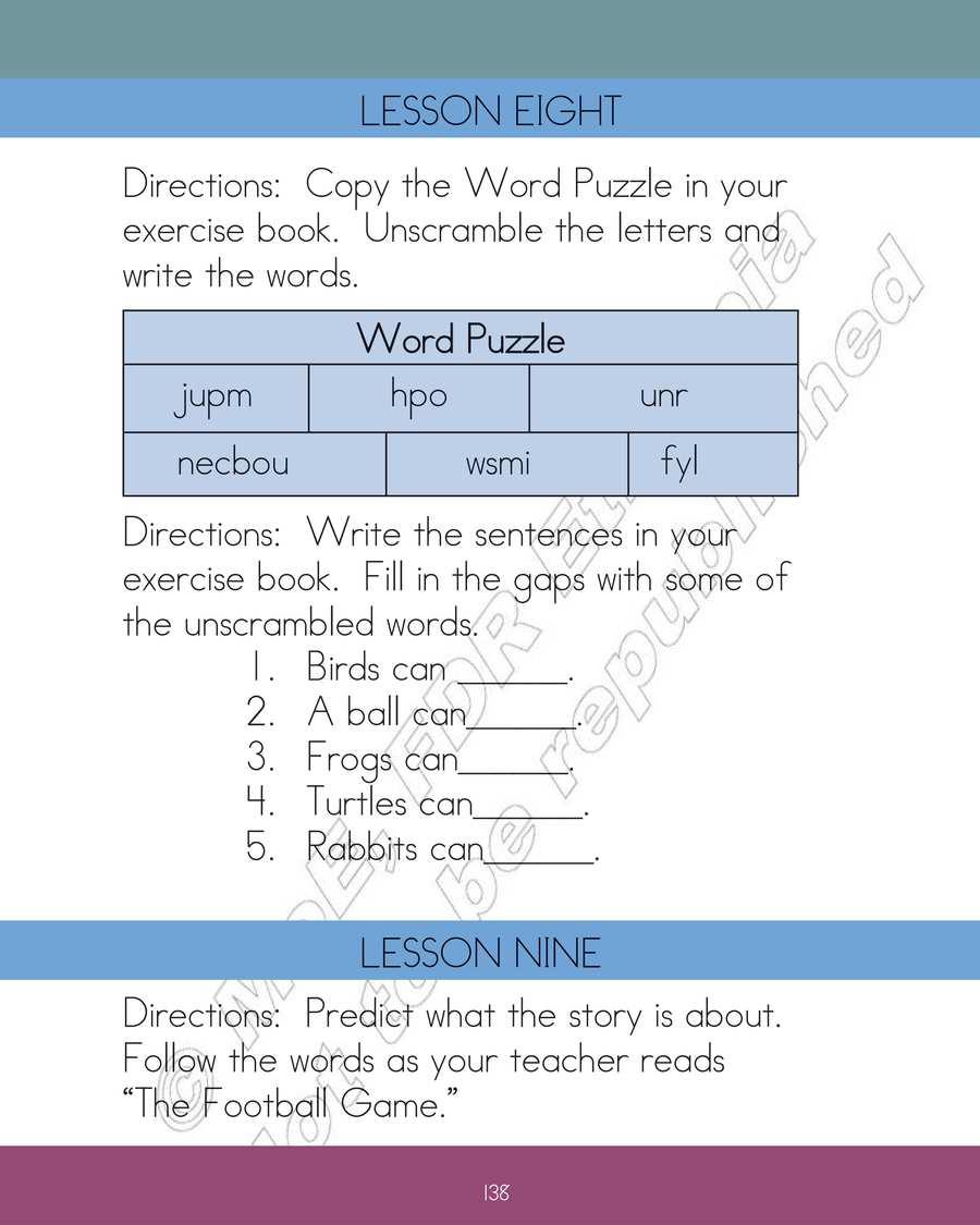 English grade 2                                  page 144