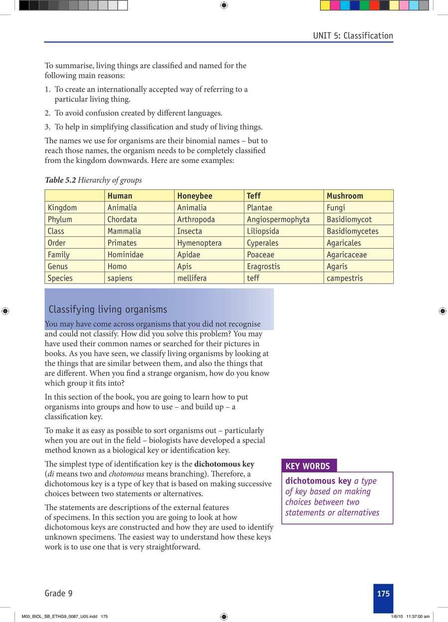 Biology grade 9                                      part 3                                  page 5