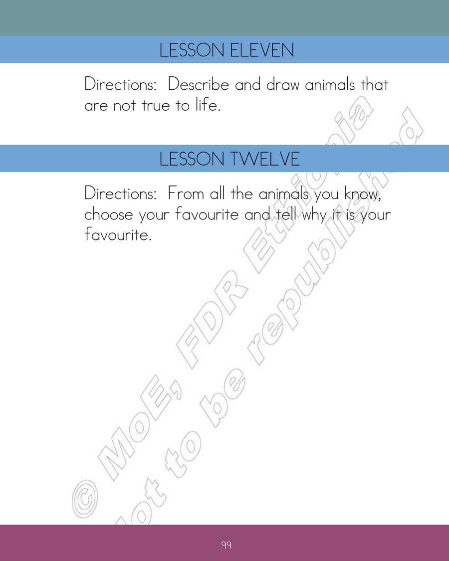 English grade 2                                  page 105