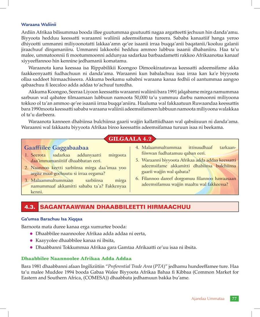 Social Studies grade 7                                  page 83