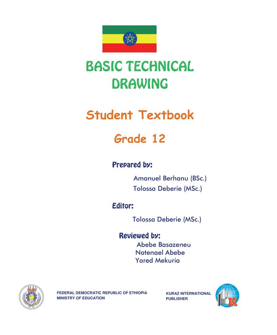 Technical Drawing grade 12                                  page 1