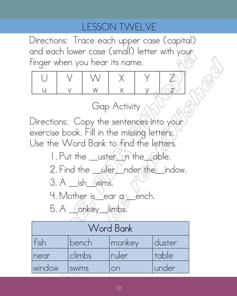 English grade 2                                  page 16