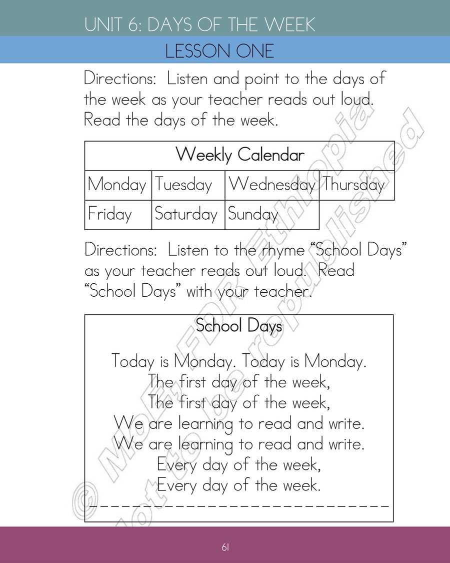 English grade 2                                  page 67