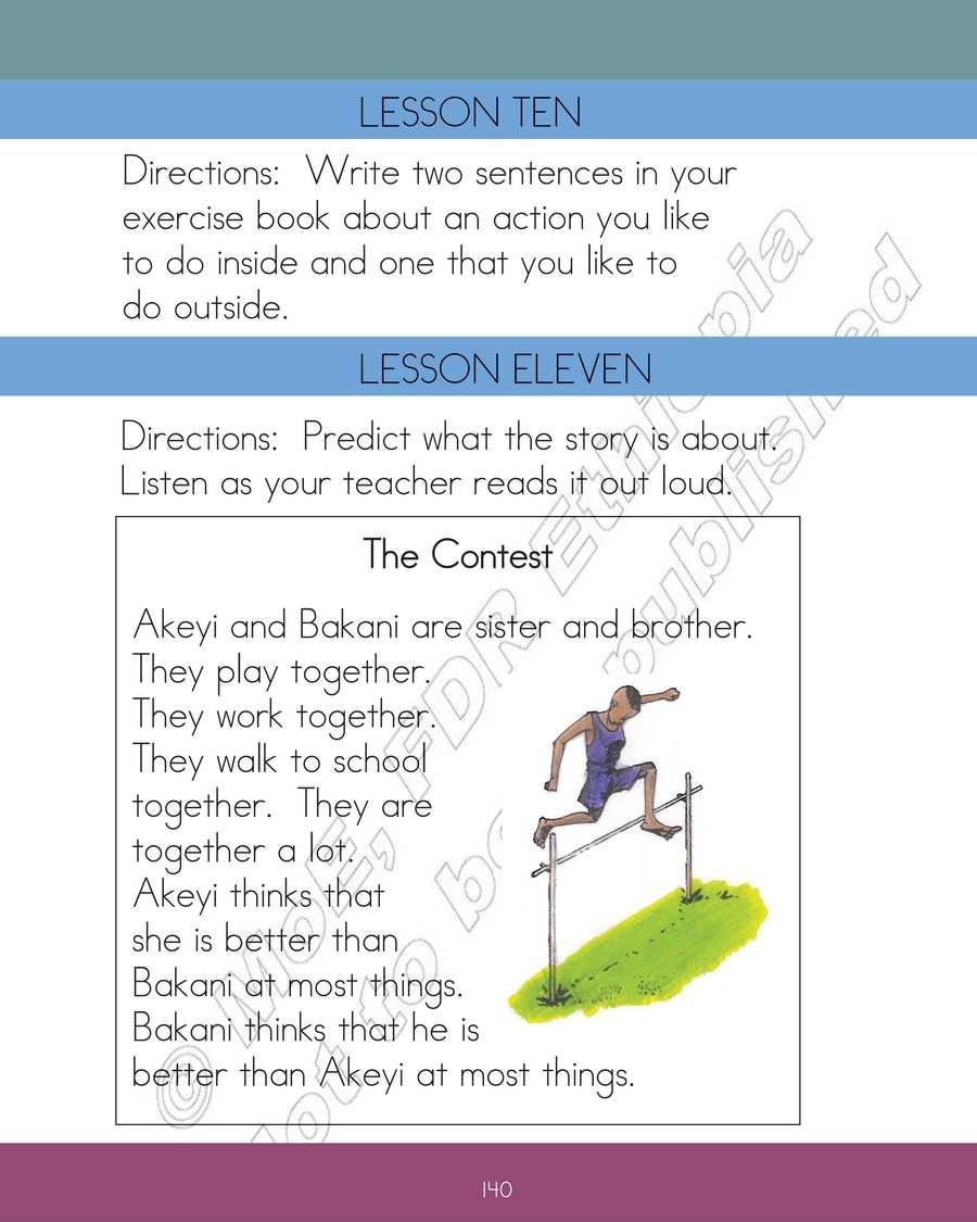English grade 2                                  page 146