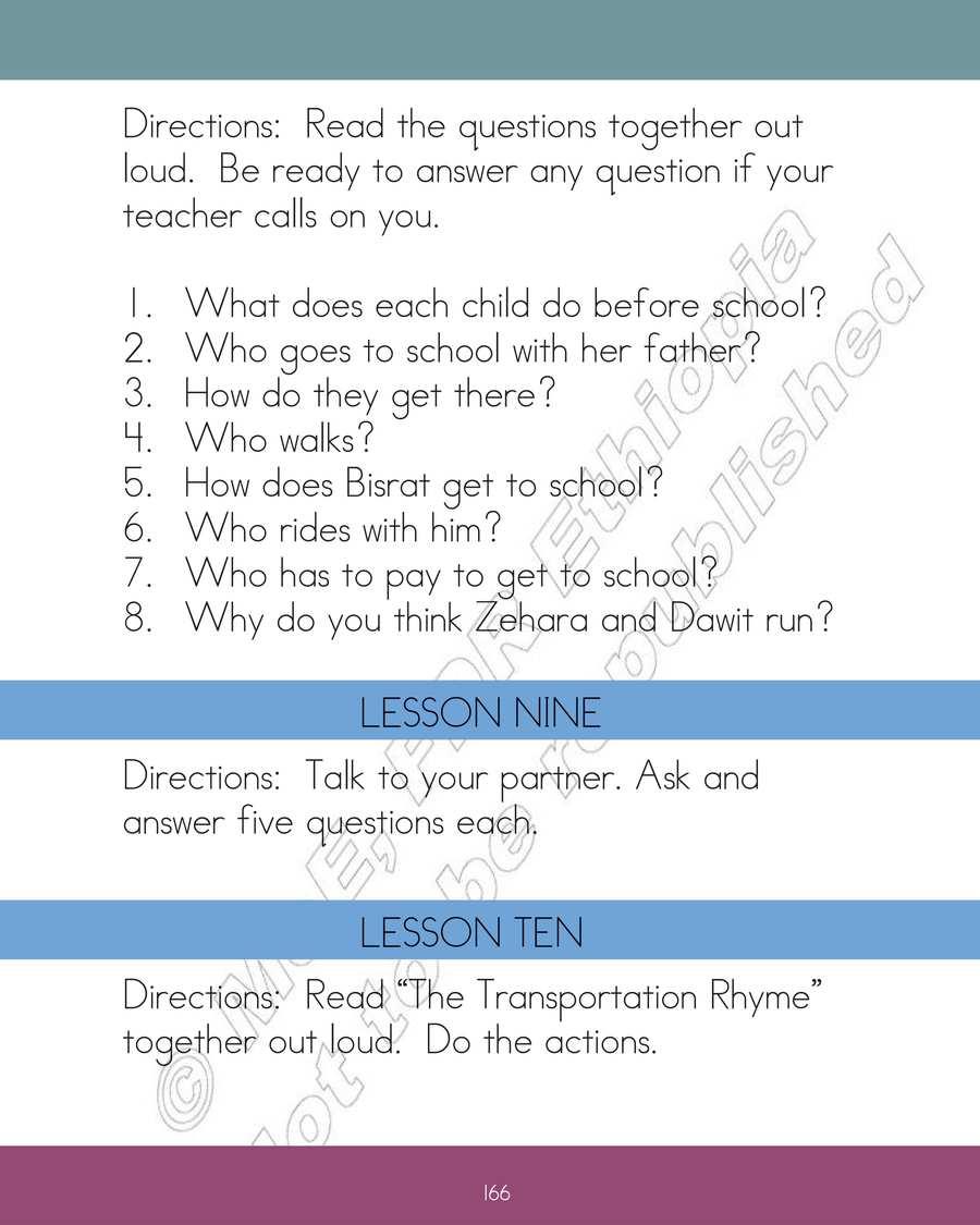 English grade 2                                  page 172
