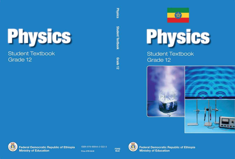 Physics grade 12                                  page 1
