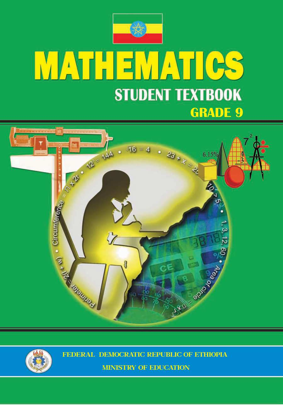 Math grade 9                                  page 1
