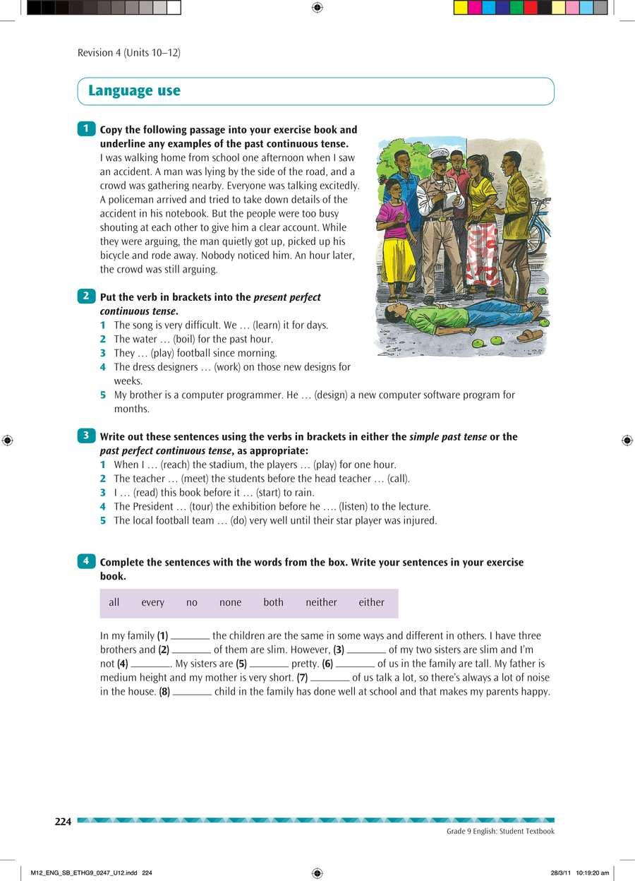 English grade 9                                      part 4                                  page 38