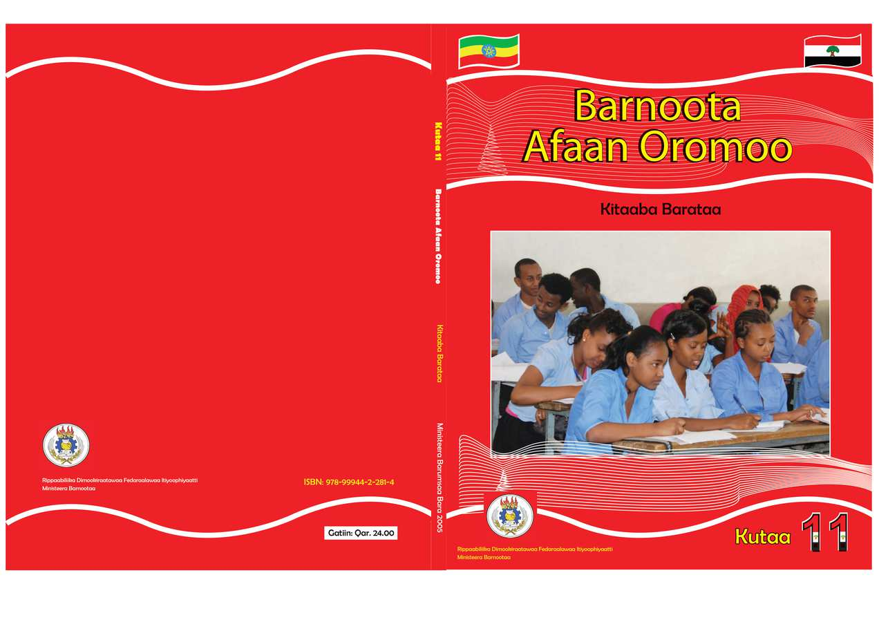 Oromo grade 11                                  page 1