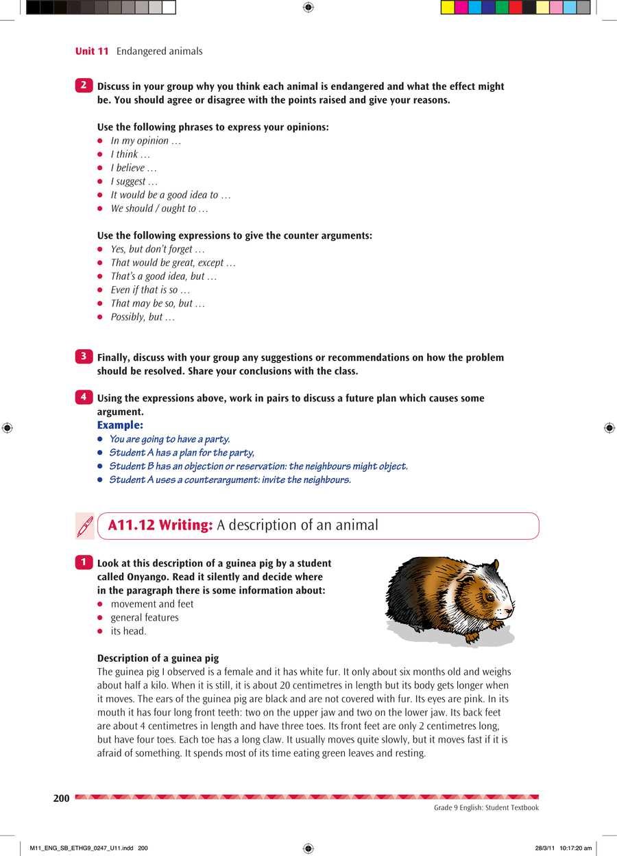 English grade 9                                      part 4                                  page 14