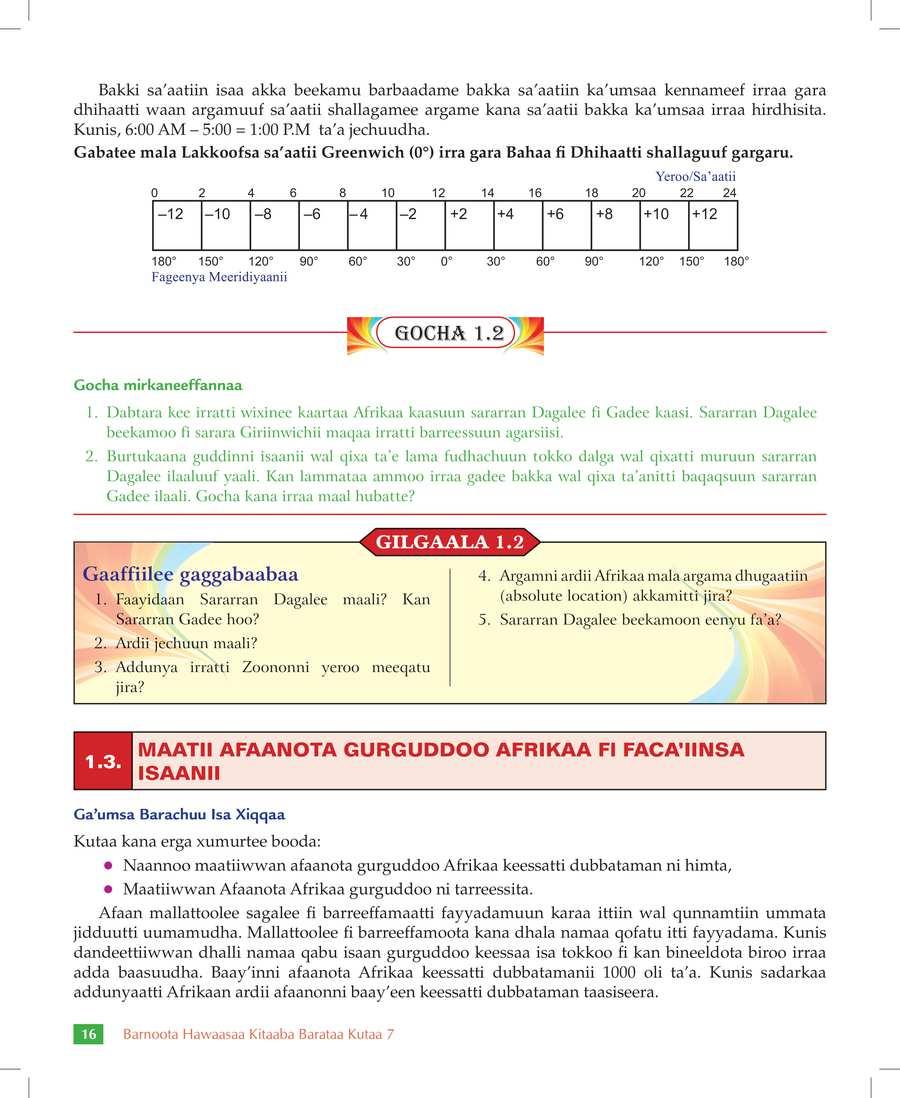 Social Studies grade 7                                  page 22