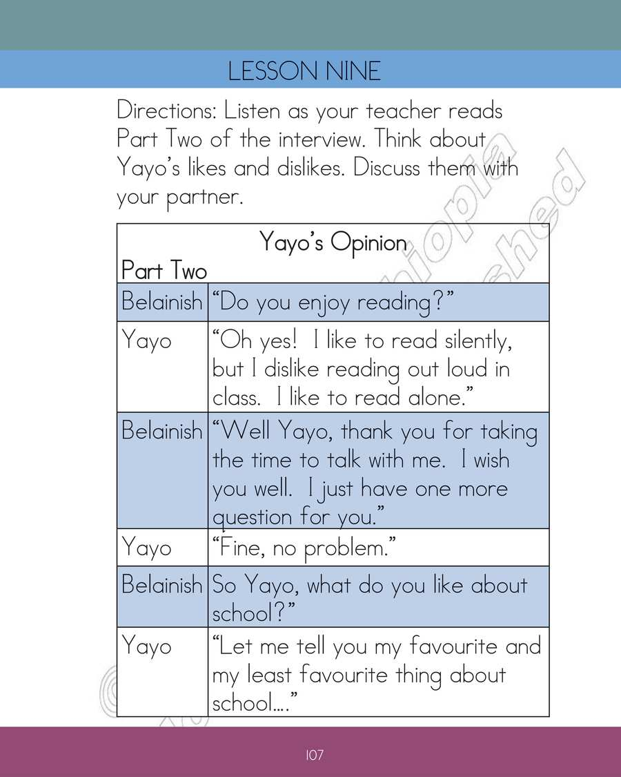 English grade 2                                  page 113