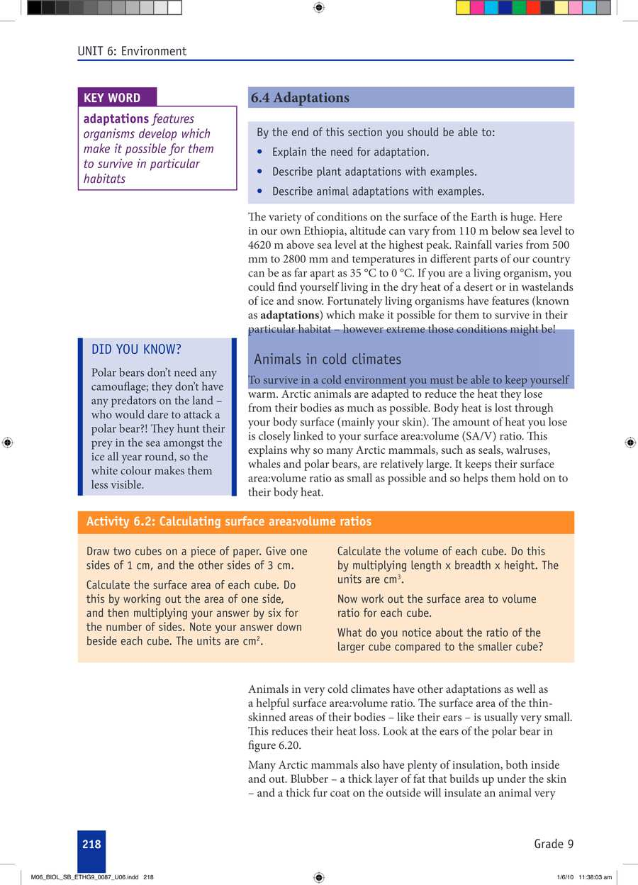 Biology grade 9                                      part 3                                  page 48