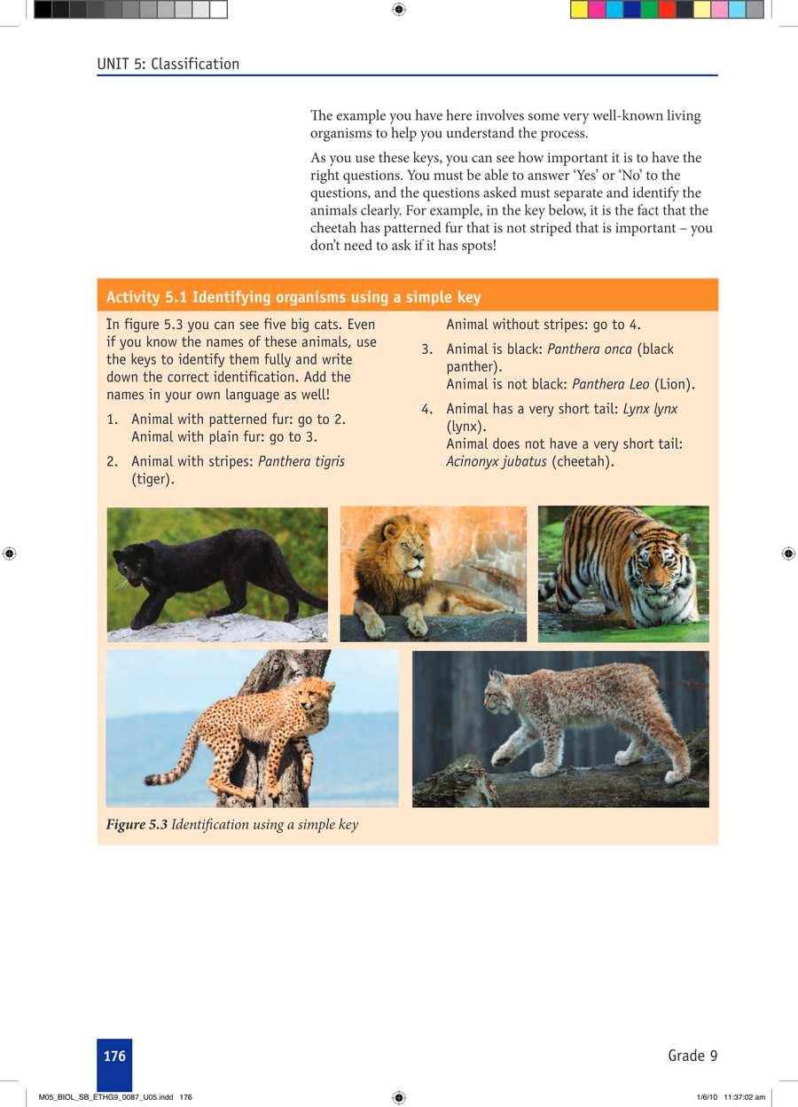 Biology grade 9                                      part 3                                  page 6