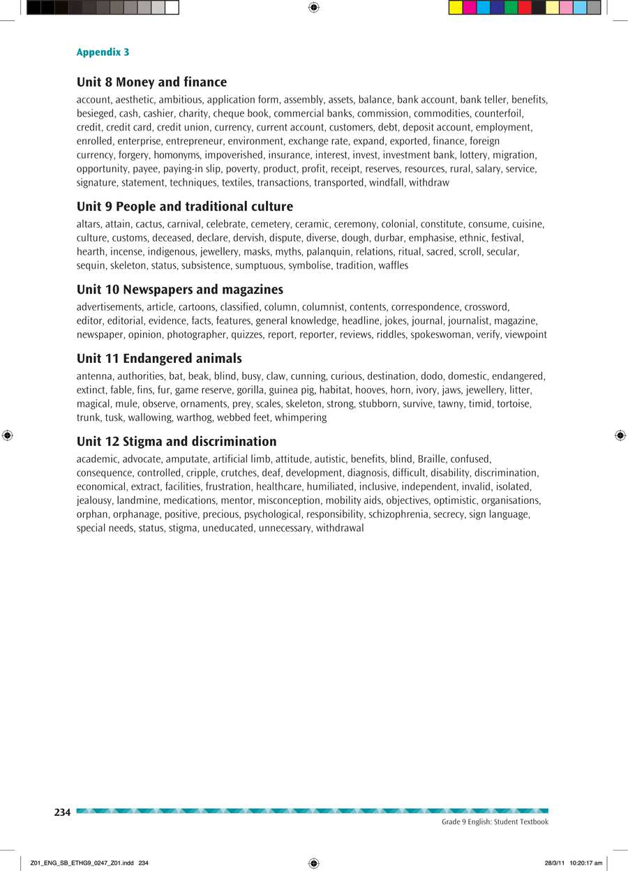 English grade 9                                      part 4                                  page 48