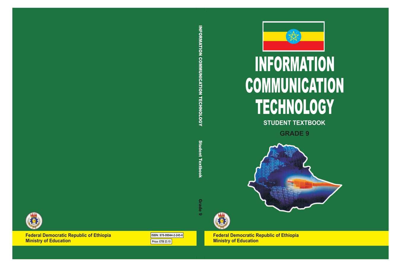 ICT grade 9                                  page 1