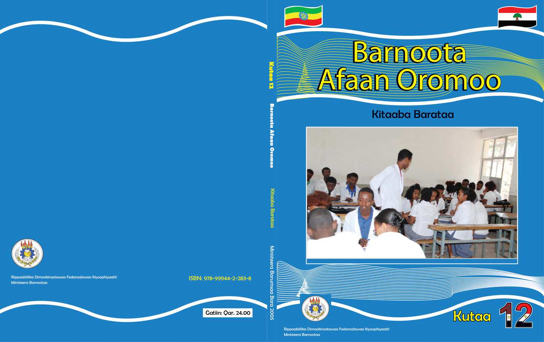 Oromo grade 12                                  page 1
