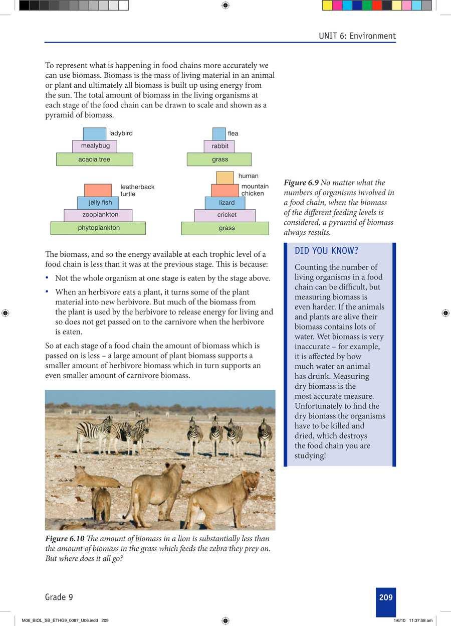 Biology grade 9                                      part 3                                  page 39