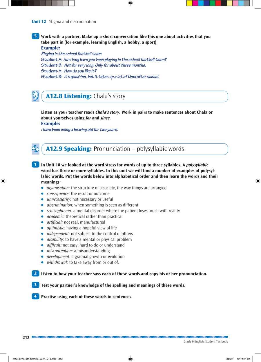 English grade 9                                      part 4                                  page 26