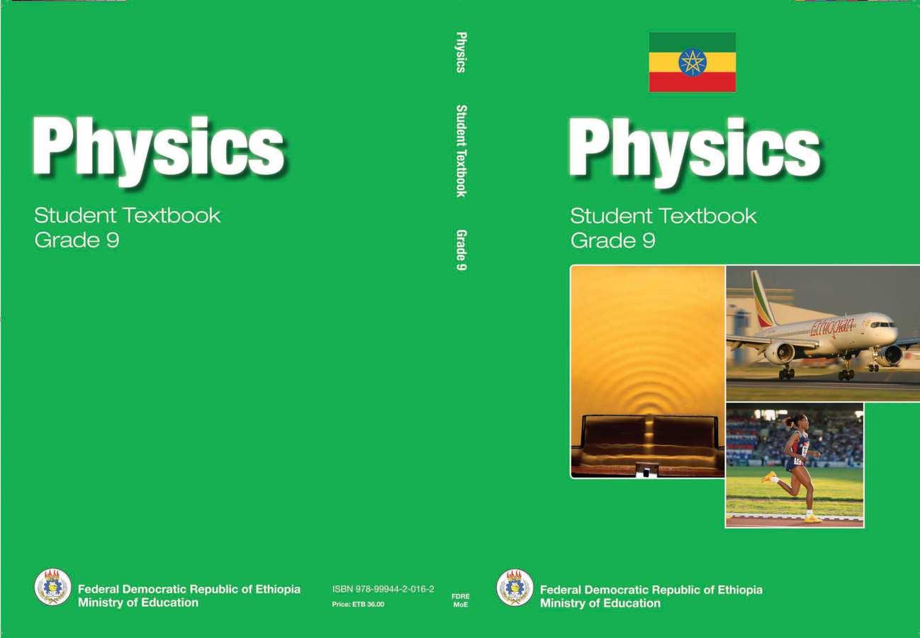 Physics grade 9                                  page 1