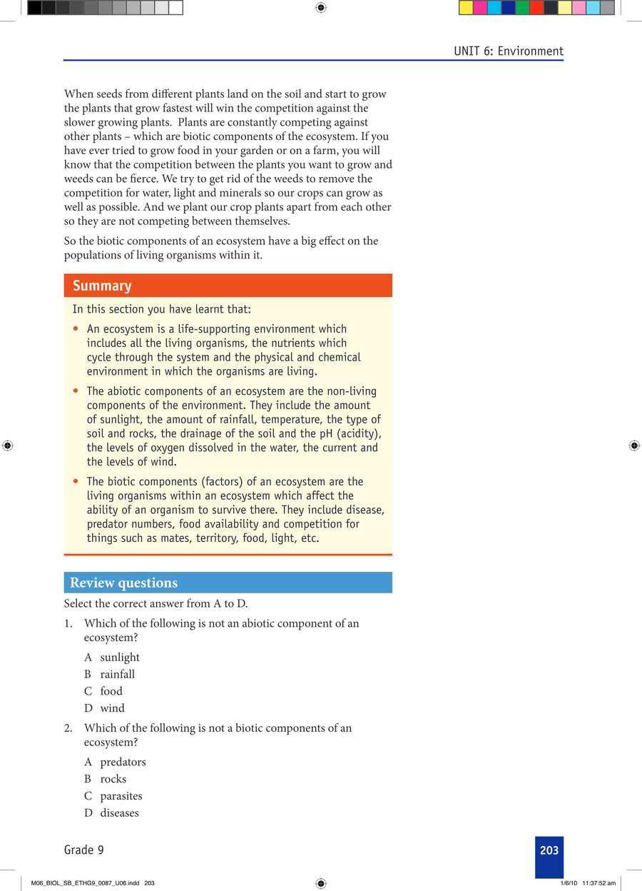 Biology grade 9                                      part 3                                  page 33