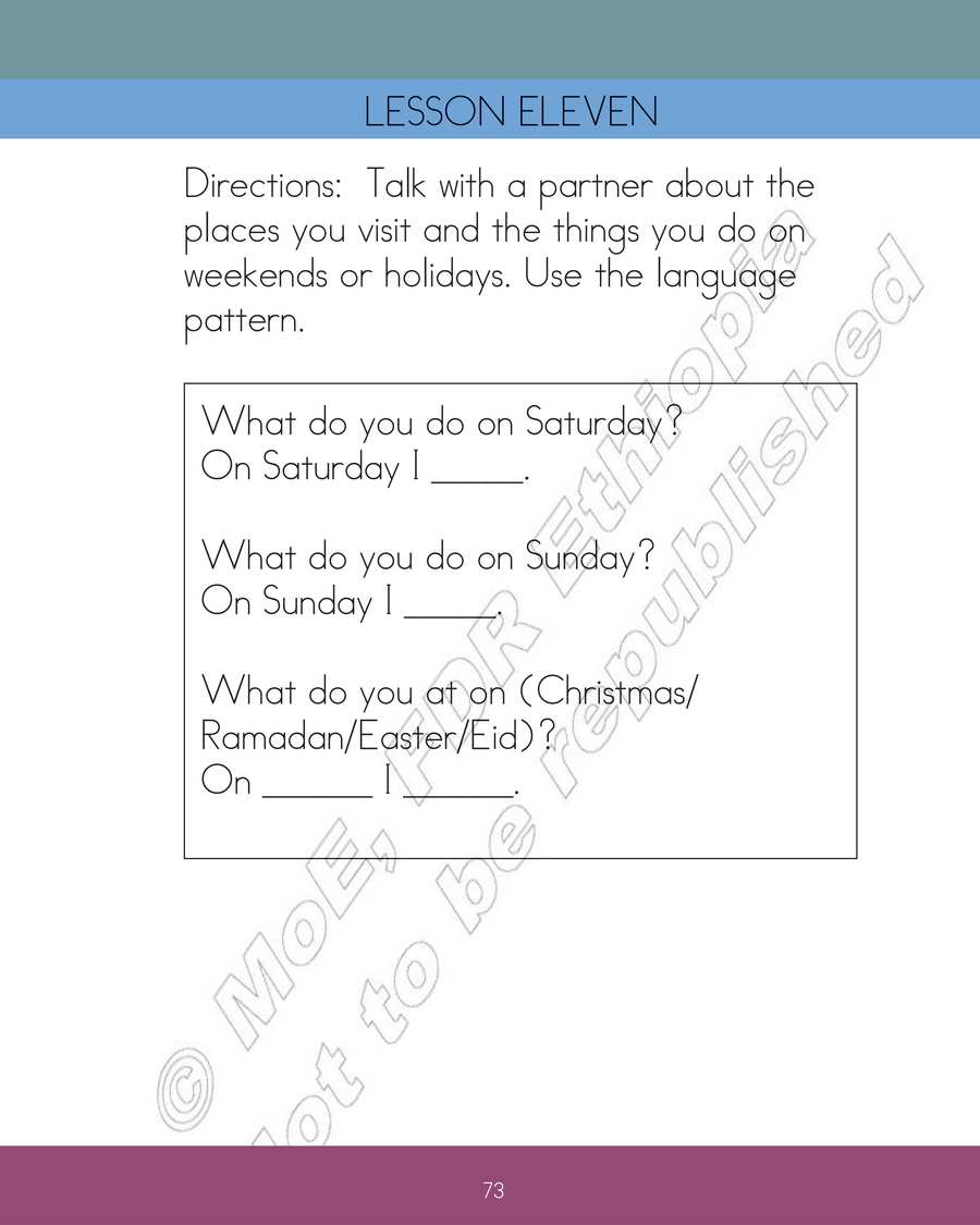 English grade 2                                  page 79