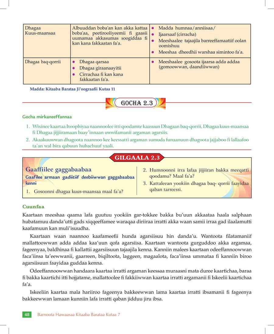Social Studies grade 7                                  page 54
