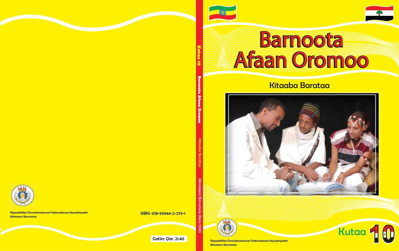 Oromo grade 10                                  page 1