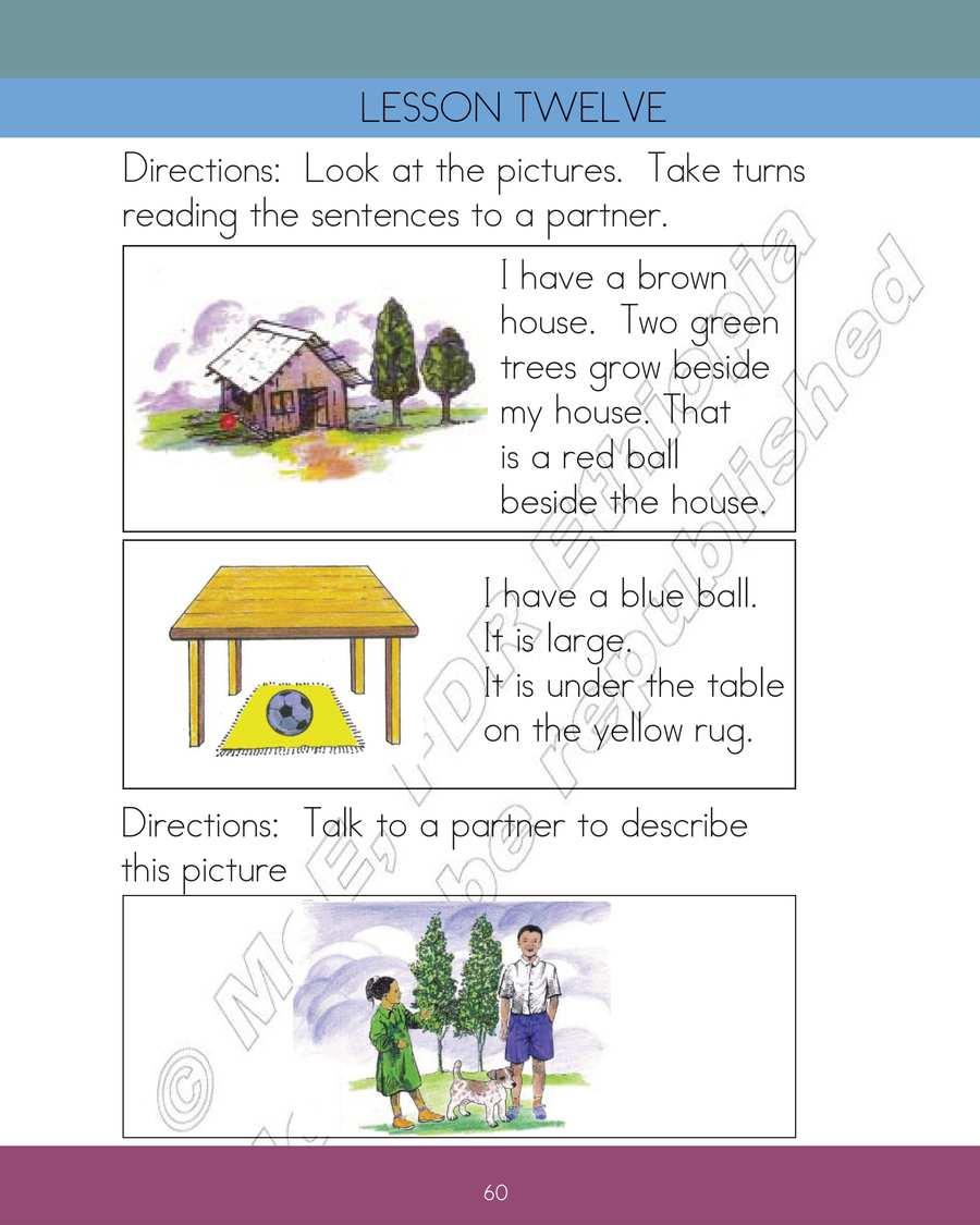 English grade 2                                  page 66