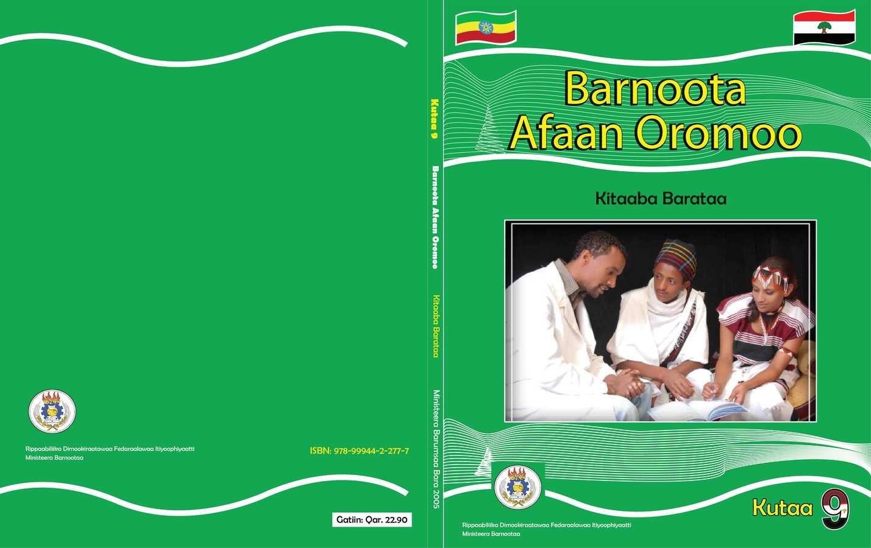 Oromo grade 1                                  page 1