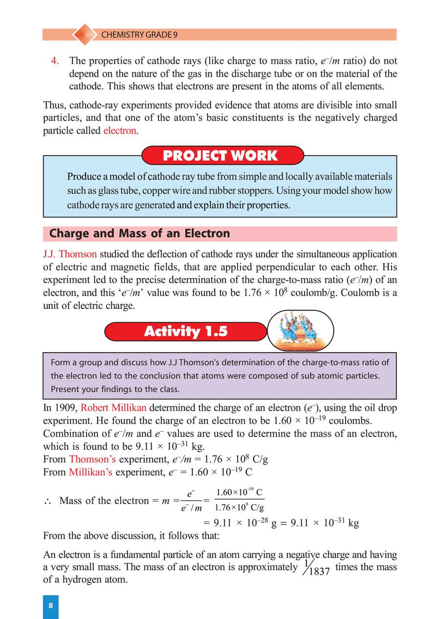 Ethiopia Learning   Chemistry grade 20 page 20 in English